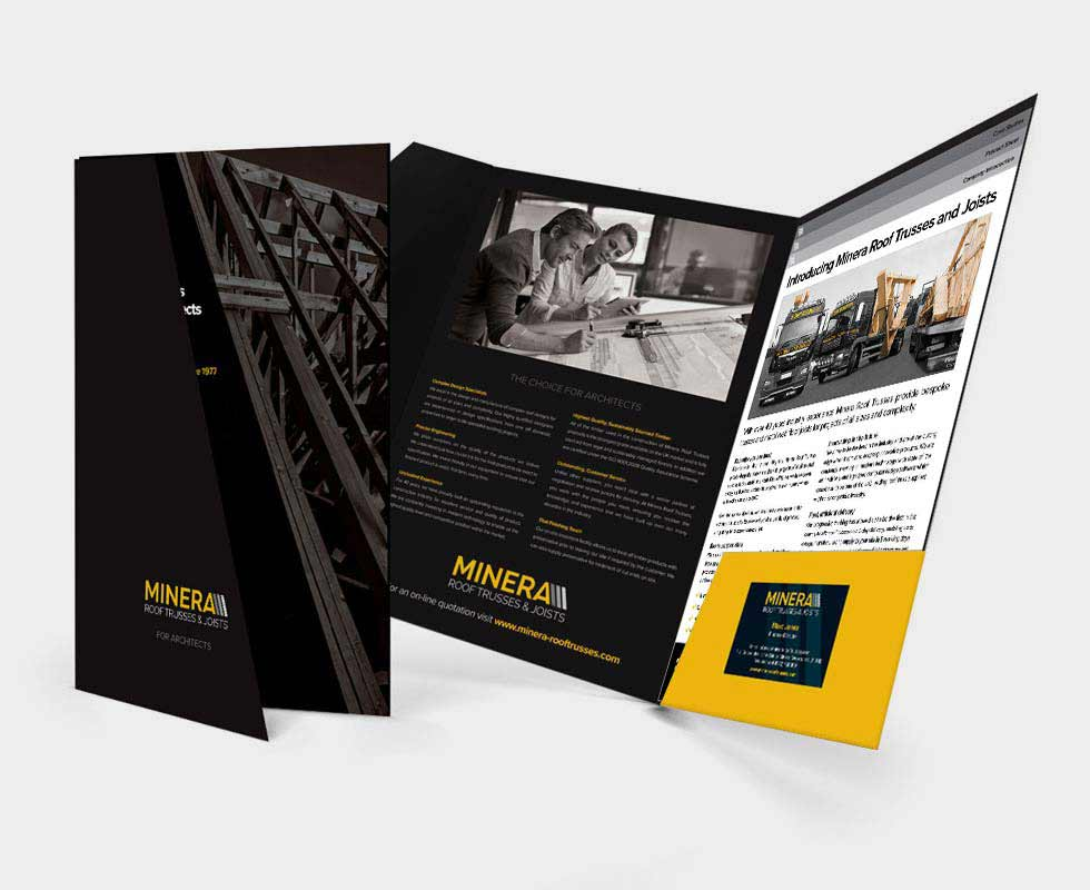 Brochure Design in Chester