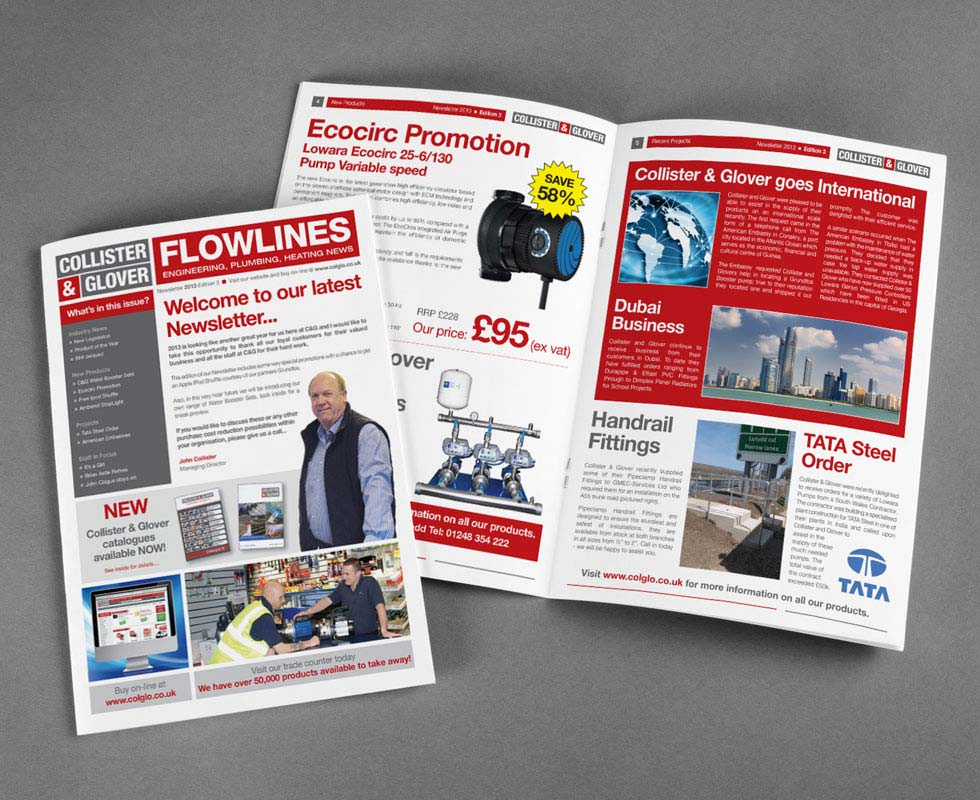 Direct Mail Design Chester