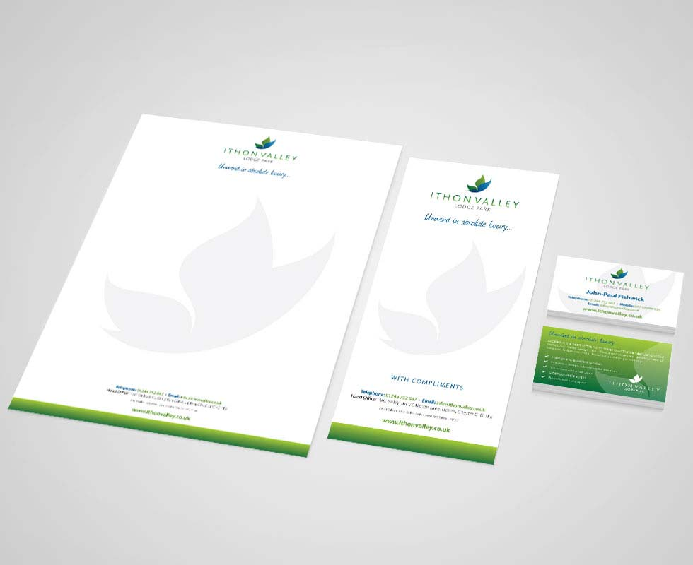 Letterhead Design Chester